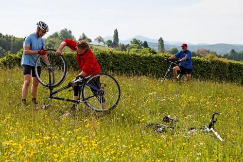 Fahrrad reparieren